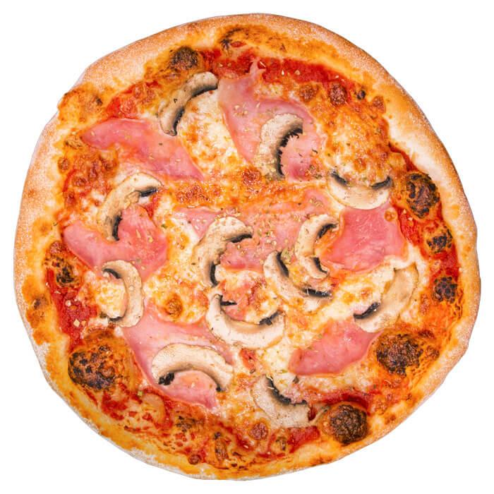 Minipizza Capricciosa