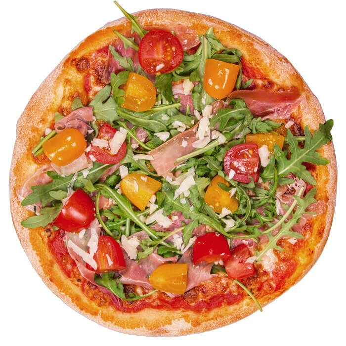 Minipizza Toscana
