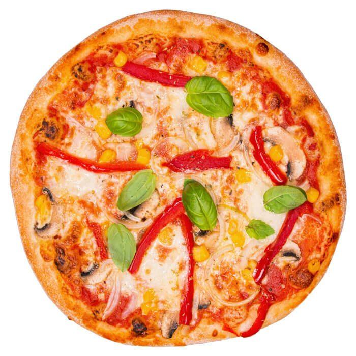 Minipizza Vege