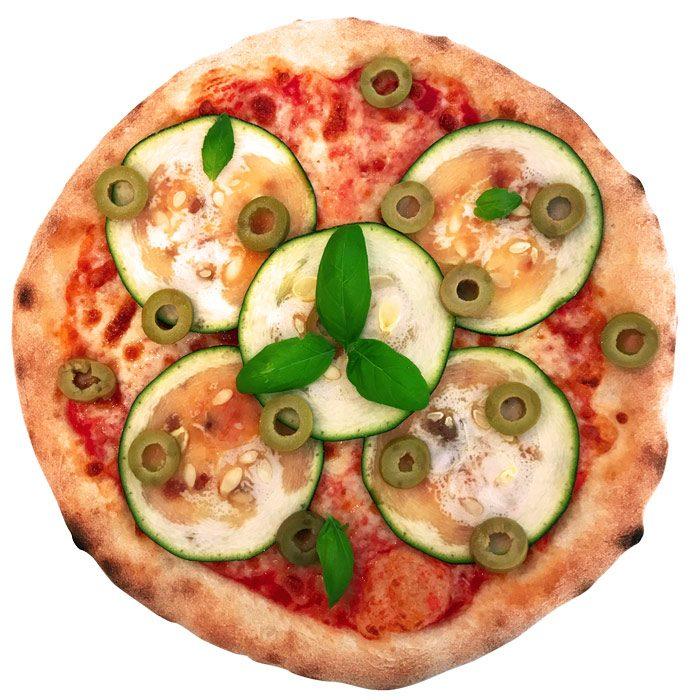 Minipizza Verde